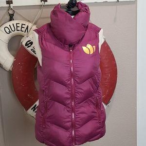 Retro Dutch Bros Puffer Vest